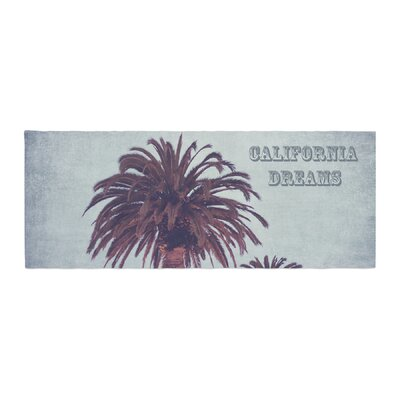 Ann Barnes California Dreams Bed Runner
