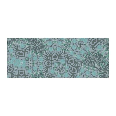 Alison Coxon Tribal Water Digital Bed Runner