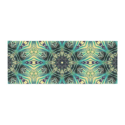 Alison Coxon Paradise 2 Digital Bed Runner