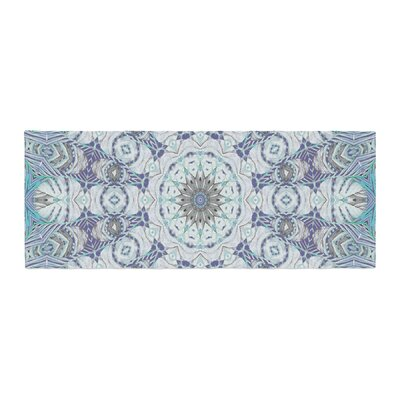 Alison Coxon Jungle Kaleidoscope Cool Bed Runner