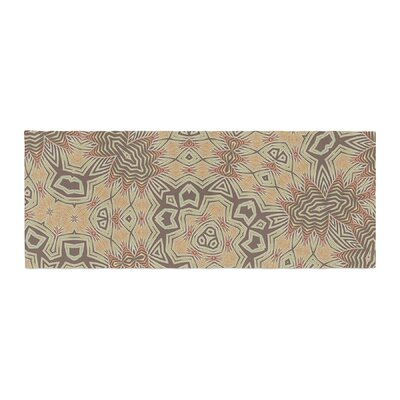 Alison Coxon Tribal Earth Digital Bed Runner