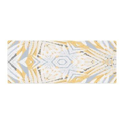 Alison Coxon Planthouse Saffron Bed Runner