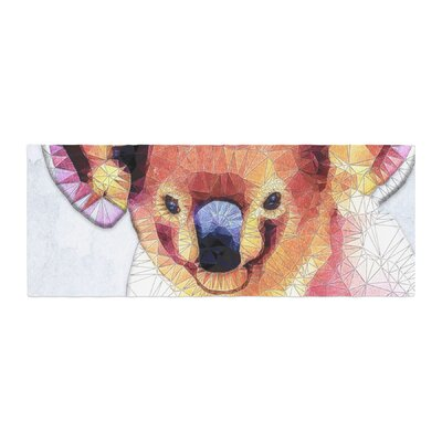 Ancello Cute Koala Bed Runner