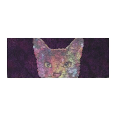 Ancello Rainbow Cat Bed Runner