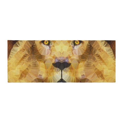 Ancello Lion King Bed Runner