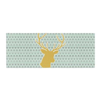 Pellerina Design Deer Bed Runner