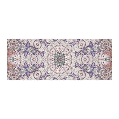 Alison Coxon Jungle Kaleidoscope Warm Bed Runner