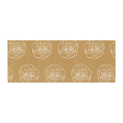 Pellerina Design Peonies Bed Runner