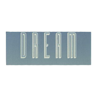 Galaxy Eyes Dream Print Bed Runner