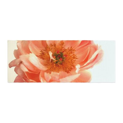Pellerina Design Blushing Peony Bed Runner