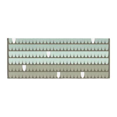 Pellerina Design Scallops Bed Runner