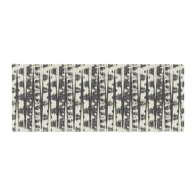 Amanda Lane Abstract Bed Runner