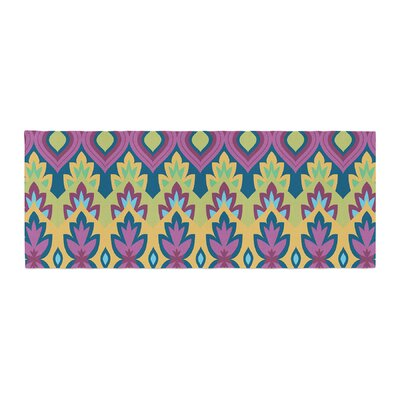Amanda Lane Boho Chic Bed Runner