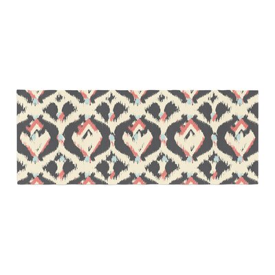 Amanda Lane Moonrise Abikat Bed Runner