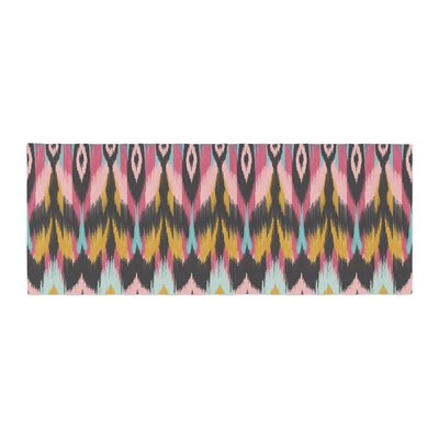 Amanda Lane Bohotribal Bed Runner