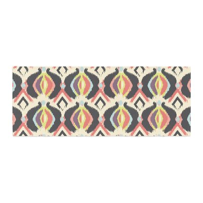 Amanda Lane Bohemian iKat Bed Runner