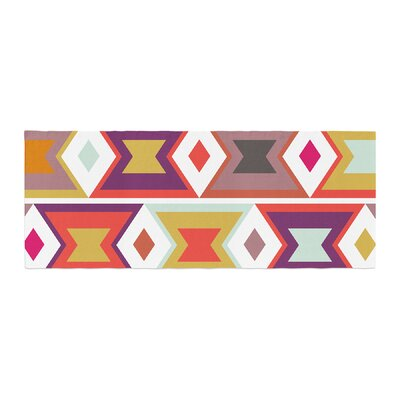 Pellerina Design Aztec Weave Bed Runner