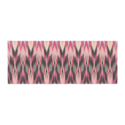 Amanda Lane Dreamhaze Tribal Bed Runner