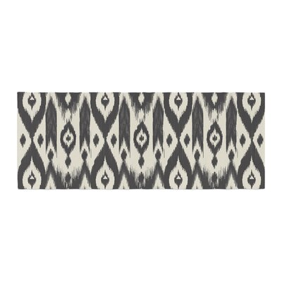 Amanda Lane Tribal Ikat Bed Runner