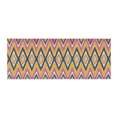Amanda Lane Sequoyah Tribals Bed Runner