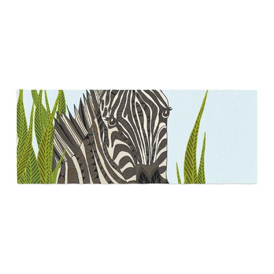 Art Love Passion Zebra Bed Runner