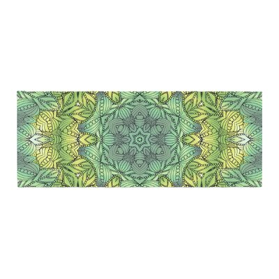 Art Love Passion Fairy Mandala Bed Runner