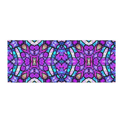 Art Love Passion Kaleidoscope Dream Continued Bed Runner