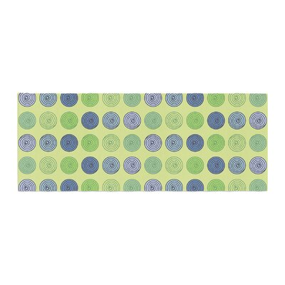 Afe Images Spheres Illustration Bed Runner
