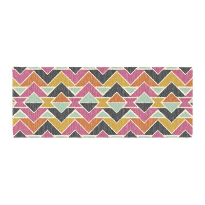 Amanda Lane Sequoyah Arrows Bed Runner