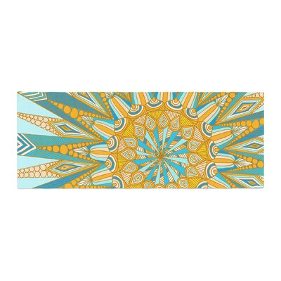 Art Love Passion Here Comes the Sun Bed Runner