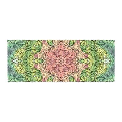 Art Love Passion Celtic Flower Bed Runner