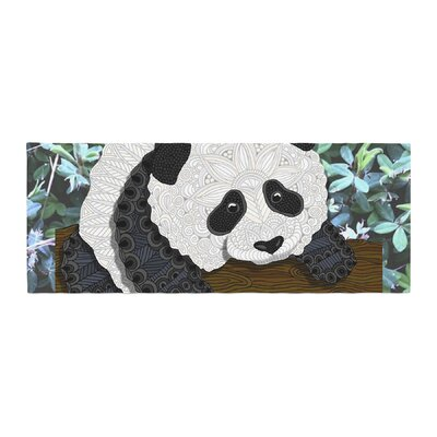 Art Love Passion Panda Bed Runner