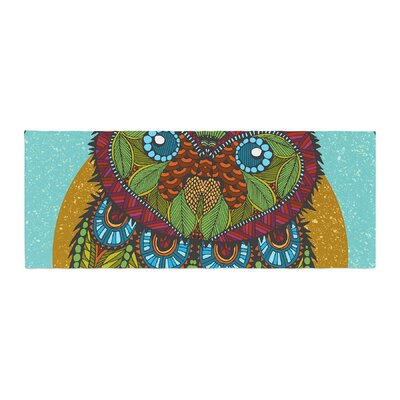 Art Love Passion Owl Bed Runner