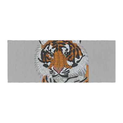 Art Love Passion Tiger Bed Runner