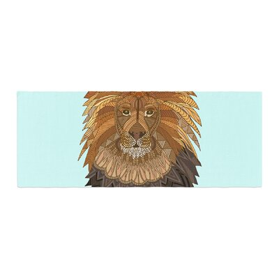 Art Love Passion Lion Bed Runner
