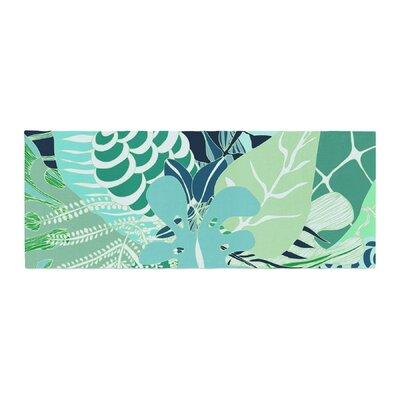 Anchobee Giungla Floral Bed Runner