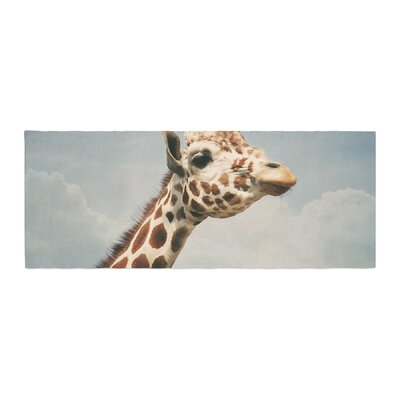 Angie Turner Giraffe Animal Bed Runner