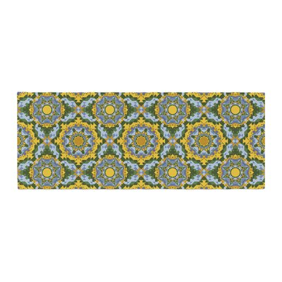 Allison Soupcoff Sunflower Bed Runner