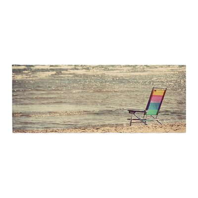 Angie Turner Beach Chair Sandy Beach Bed Runner
