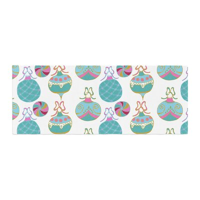Anneline Sophia Vintage Baubles Seasonal Bed Runner