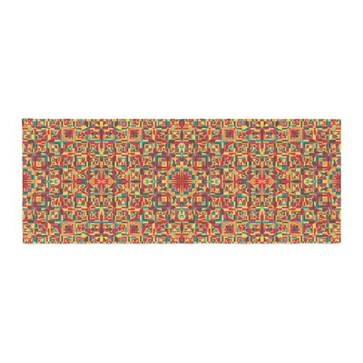 Allison Soupcoff Circus Bed Runner