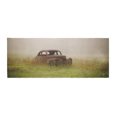Angie Turner Forgotten Car Grass Bed Runner