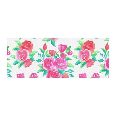 Anneline Sophia Roses Floral Bed Runner
