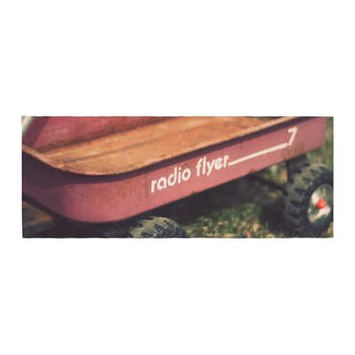 Angie Turner Radio Flyer Bed Runner