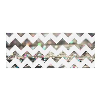 Beth Engel After Party Chevron Bed Runner
