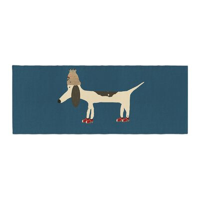 Bri Buckley Chien Bed Runner