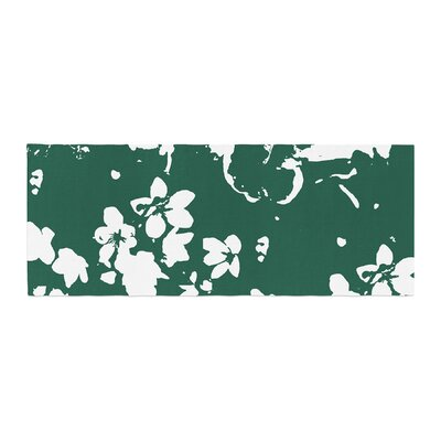 Love Midge Helena Floral Abstract Bed Runner