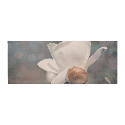 Angie Turner Magnolia Digital Floral Bed Runner