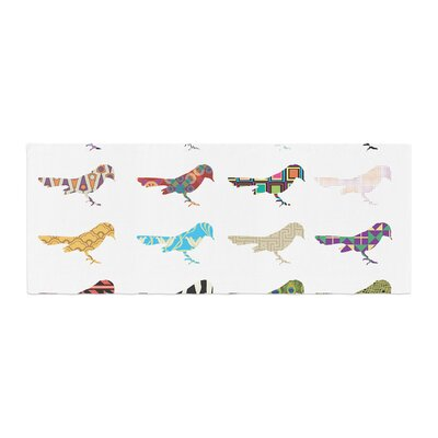 Belinda Gillies Birds Bed Runner