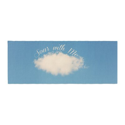 Beth Engel Soar With Me Cloud Bed Runner